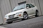 21-летний Ford Escort RS Cosworth с «запахом новой машины» пустят с молотка