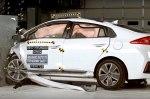 Три модели Hyundai показали отличный результат в краш-тестах