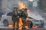 Автомобили BMW могут самовоспламеняться