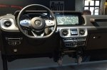 Новый Mercedes-Benz G-Class: фотографии интерьера