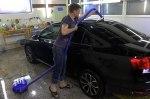Почему важно сушить автомобиль зимой