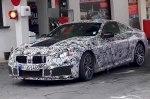 Новый BMW 8 Series: первые реальные данные о дизайне и начинке