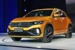Volkswagen T-Rocstar: новый компактный кроссовер для Китая