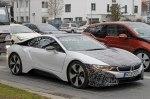 BMW вывела на тесты новую модификацию i8
