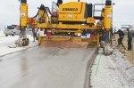 Когда и где в Украине появятся новые бетонные дороги