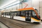 Новый украинский трамвай Татра-Юг К1М6 успешно прошел испытания