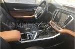 Обновлённый Geely Emgrand X7 сбросил камуфляж
