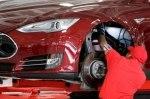 Почти в каждом электрокаре Tesla обнаруживаются дефекты