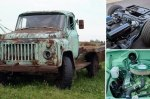 Ребята создают крутой пикап из ГАЗ-53