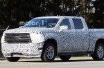 Пикап Chevrolet Silverado нового поколения впервые замечен на тестах