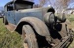 В США нашли 90-летний автомобиль, который простоял в гараже 50 лет