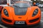 В Женеве выступит новый модульный суперкар Sin S1