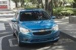 Марка Chevrolet представила «другой» Aveo