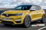 Новый Renault Captur 2019: прибавка в размерах и турбомоторы