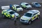 Skoda запустила новую линейку автомобилей