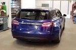 Британские инженеры превратили Tesla Model S в универсал