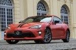 Toyota презентовала новый GT 86