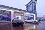 """""""Атлант-М Дніпровська набережна"""" презентував свій оновлений автоцентр Volkswagen в Києві"""