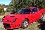 Самый уродливый Ford Mustang в мире выставили на продажу