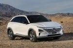 Hyundai Nexo: новый водородный кроссовер корейский марки