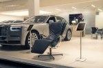 Rolls-Royce выпустил офисное кресло за 50 000 долларов