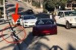 Электрокар Tesla Roadster 2020 впервые засняли на дорогах