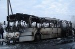 В Казахстане сгорел автобус с пассажирами – 52 человека погибли