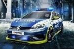 Страшнее «Гольфа» зверя нет: полицейская версия хэтчбека способна догонять суперкары