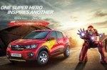 «Бюджетник» Renault Kwid получил «супергеройские» версии