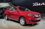 Honda представила компактный седан Amaze нового поколения