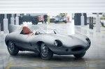 Jaguar возродит спорткар, побеждавший в Ле-Мане 1950-х