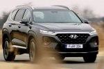 Новый Hyundai Santa Fe 2019 показался на видео