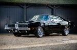 49-летний Dodge Charger Брюса Уиллиса и Джей Кея пустят с молотка