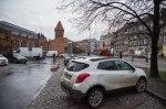 В Польше появилась «благотворительная» парковка