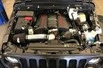 Новый Jeep Wrangler получил «восьмерку» от Camaro SS