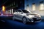 Toyota представила новый «кроссовер» Yaris Cross