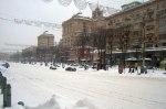 До 22 февраля движение по Крещатику будет заблокировано