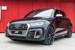 ABT Sportsline добавил перца и без того горячей модели Audi SQ5