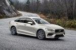 Седан Volvo S60 нового поколения: первые изображения