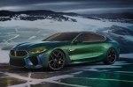 BMW представила четырехдверную версию возрожденной «восьмерки»