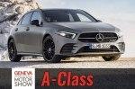 HiTech от Mercedes - новый A-Class представлен в Женеве