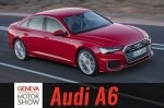 Торжество технологий со строгим дизайном - Audi A6 представлен в Женеве