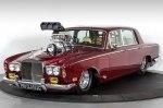 Дрэговый Rolls-Royce с каркасом и креплением для шампанского выставили на продажу