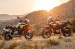 BMW обновляет мотоциклы GS F-серии