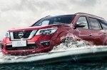 Рамный внедорожник Nissan Terra дебютировал на новых фото