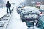 В Украине может повториться снежный апокалипсис 2013 года