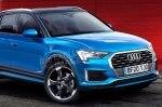 Самый маленький кроссовер Audi появится через два года