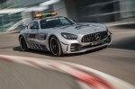 Формула-1 получила быстрейшую и мощнейшую машину безопасности