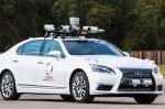 Toyota остановила испытания беспилотных автомобилей
