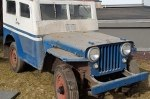 В Исландии нашли и спасли 72-летний внедорожник Willys